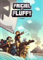 Frigiel et Fluffy T5 : L'île perdue (0), bd chez Soleil de Derrien, Frigiel, Minte