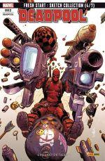 Deadpool T2 : L'instinct du tueur  (0), comics chez Panini Comics de Young, Klein