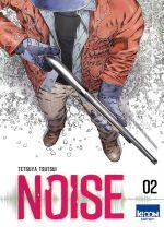 Noise T2, manga chez Ki-oon de Tsutsui