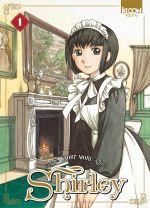 Shirley T1, manga chez Ki-oon de Mori