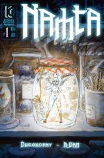 Namta T1, comics chez Komics Initiative de Ducoudray, Billard, Lefeuvre, A.Dan, Dagnino
