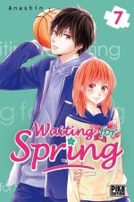 Waiting for spring T7, manga chez Pika de Anashin