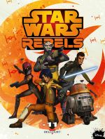 Star Wars Rebels T11, comics chez Delcourt de Barlow, Romling, Molesworth