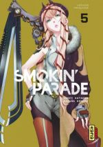 Smokin'parade T5, manga chez Kana de Kataoka, Kondou