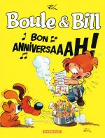 Boule et Bill : Bon anniversaaah ! (0), bd chez Dargaud de Roba