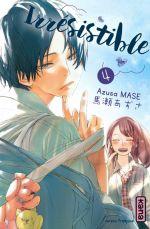 Irrésistible T4, manga chez Kana de Mase