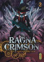 Ragna Crimson  T2, manga chez Kana de Kobayashi