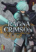 Ragna Crimson  T1, manga chez Kana de Kobayashi