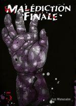 Malédiction finale T5, manga chez Komikku éditions de Watanabe