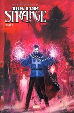 Doctor Strange Legacy T2, comics chez Panini Comics de Cates, Henrichon, Irving, Grossat, Reis