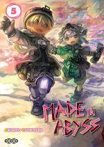Made in abyss T5, manga chez Ototo de Tsukushi