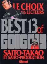 Golgo 13 : Le choix des lecteurs - Best 13 of (0), manga chez Glénat de Saïto