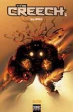 The creech T1 : Le sauveur / La quête du sang (0), comics chez Semic de Capullo, Wengler