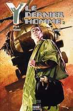 Y, Le Dernier Homme T2 : Un petit coin de paradis (0), comics chez Panini Comics de Vaughan, Guerra, Rambo, Jones