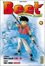 Beet The Vandel Buster T1, manga chez Kana de Sanjô, Inada