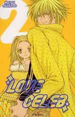 Love Celeb T2, manga chez SeeBD de Shinjo