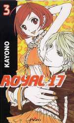 Royal 17 T3, manga chez SeeBD de Kayono