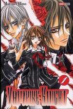 Vampire Knight T1, manga chez Panini Comics de Hino