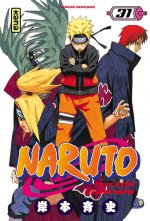 Naruto T31, manga chez Kana de Kishimoto