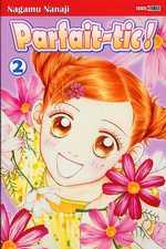 Parfait-tic ! T2, manga chez Panini Comics de Nanaji