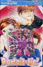 Parfait-tic ! T4, manga chez Panini Comics de Nanaji