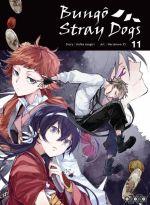 Bungô stray dogs T11, manga chez Ototo de Asagiri, Harukawa35
