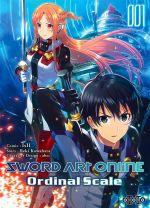 Sword art online alternative - Gun gale online T1, manga chez Ototo de Kawahara, Tamori, Sigsawa
