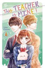 This teacher is mine  T4, manga chez Soleil de Kasumi