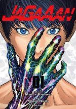 Jagaaan T1, manga chez Kazé manga de Kaneshiro, Nishida