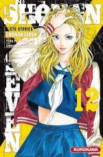 Shonan Seven - GTO Stories T12, manga chez Kurokawa de Fujisawa, Takahashi