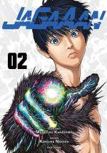 Jagaaan T2, manga chez Kazé manga de Kaneshiro, Nishida