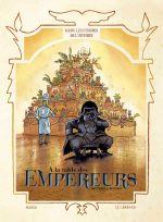 Dans les Cuisines de l'Histoire T4 : A la table des empereurs (0), bd chez Le Lombard de Bauthian, Beuchot