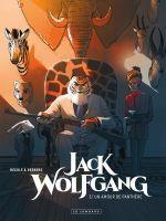 Jack Wolfgang T3 : Un amour de panthère (0), bd chez Le Lombard de Desberg, Reculé, Kattrin