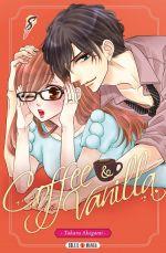 Coffee & vanilla T8, manga chez Soleil de Akegami
