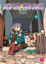 Au grand air T6, manga chez Nobi Nobi! de Afro