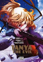 Tanya the evil T7, manga chez Delcourt Tonkam de Carlo, Tôjô