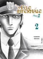 L'Ile infernale – Saison 2, T2, manga chez Komikku éditions de Ochiai