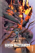Seven to Eternity T3 : Tomber de haut (0), comics chez Urban Comics de Remender, Opeña, Hollingsworth
