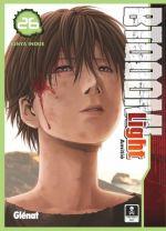 Btooom !  T26 : Light edition (0), manga chez Glénat de Inoue