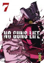 No guns life T7, manga chez Kana de Karasuma