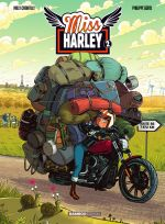 Miss Harley T2, bd chez Bamboo de Milly Chantilly, Gürel, Cosson