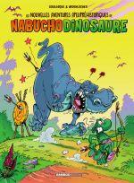 Les Nouvelles aventures apeupréhistoriques de Nabuchodinosaure T3, bd chez Bamboo de Goulesque, Widenlocher, Lunven