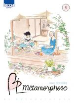 BL Métamorphose T1, manga chez Ki-oon de Tsurutani