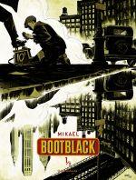 Bootblack, bd chez Dargaud de Mikaël