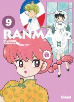 Ranma ½ T9, manga chez Glénat de Takahashi