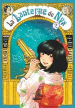 La lanterne de Nyx  T2, manga chez Glénat de Takahama