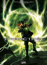 Prométhée – cycle 2, T19 : Artefact (0), bd chez Soleil de Bec, Diaz, Righi, Digikore studio, Jaouen