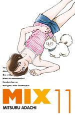 Mix  T11, manga chez Delcourt Tonkam de Adachi