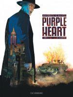 Purple heart T1 : Le sauveur (0), bd chez Le Lombard de Warnauts, Raives