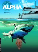Alpha T14 : Dominos (0), bd chez Le Lombard de Herzet, Queireix, Ray